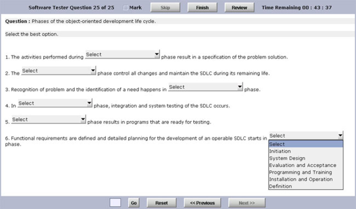 mcq test software