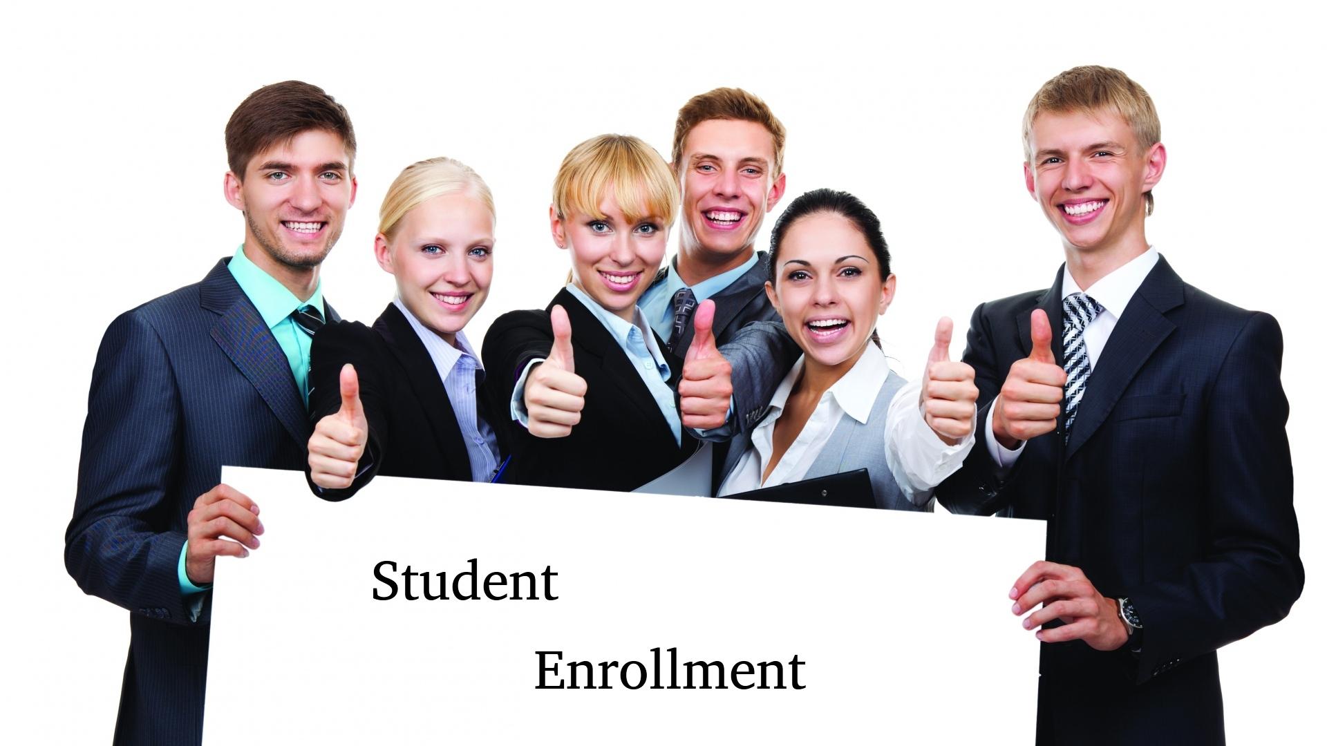 student enrollment software